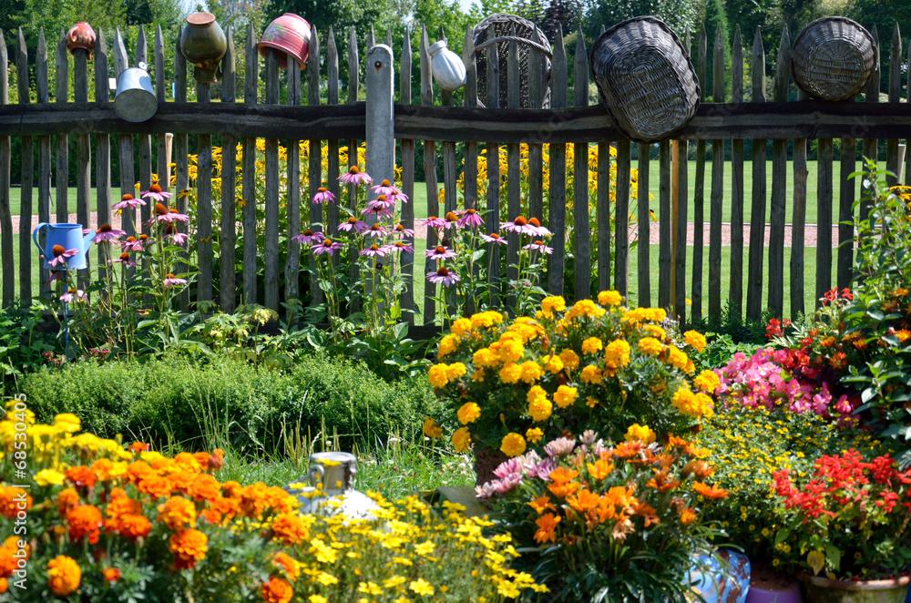 Fototapeta In the garden