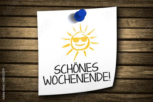Fotografía  Schönes Wochenende!