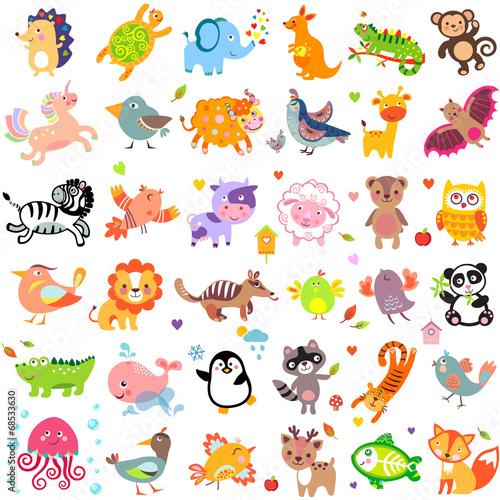 male-ilustracyjne-slodkie-zwierzatka-dla-dzieci