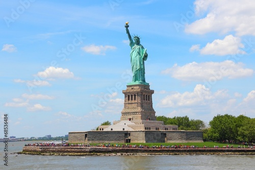 Fotografia  America - Statue of Liberty in NY
