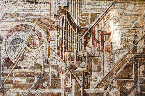 Tessellation Wallpaper Mural