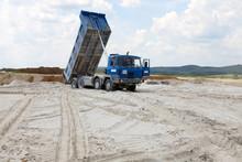 Freight Trucks With Dump Body