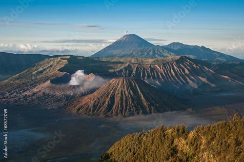 Aluminium Prints Indonesia Gunung Bromo Volcano Indonesia