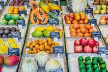 Exoctic Fruits Stall At Viktua...