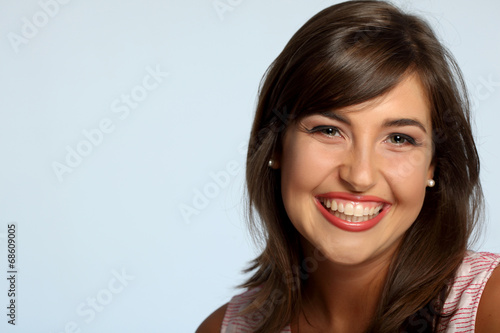 Fotografia  Sorriso di ragazza