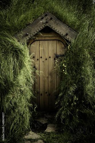 Fotografie, Tablou  Doorway