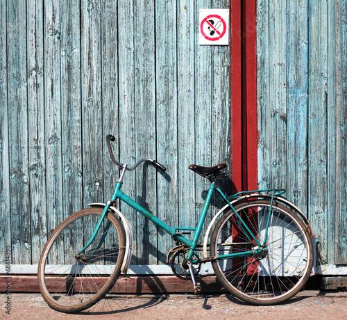 Fotobehang Fiets bikes,vintage