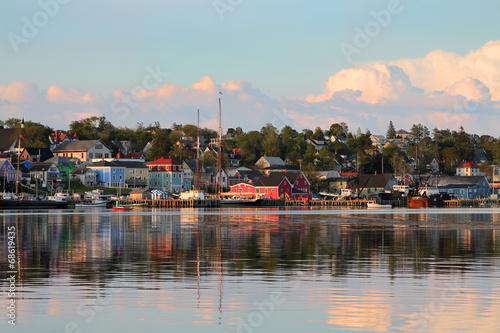 Cuadros en Lienzo Lunenburg, Nova Scotia