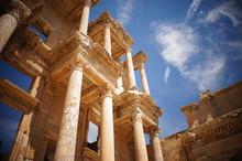 エフェソス遺跡 セルシウス図書館