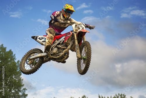 obraz PCV Supercross