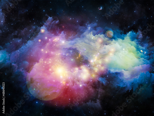 Inner Life of Nebula Poster