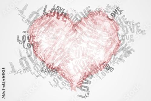 rysunkowe-serce
