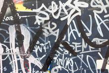 Graffiti Tag Background