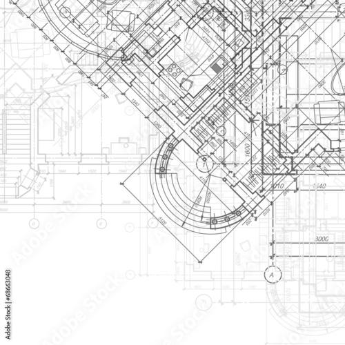 Fotografie, Obraz  Architectural background.