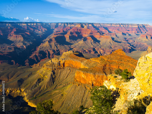 Red rocks of Grand Canyon - 68666672