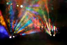Światła Disco
