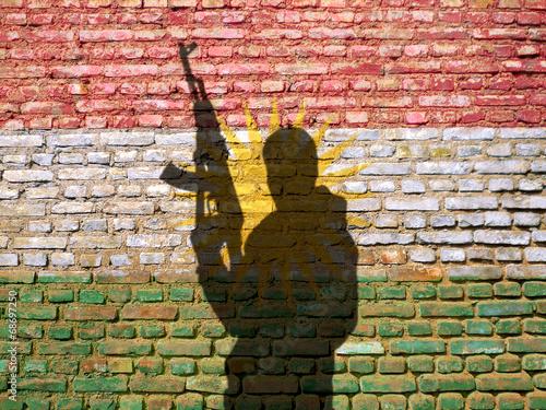 Fotografie, Obraz  peshmerga