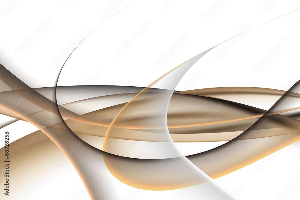 Fototapeta abstrakcja fale