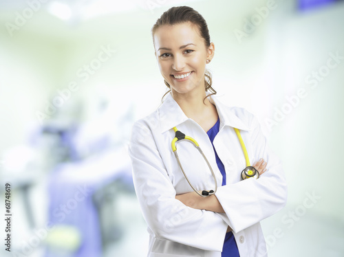 Photo Female Doctor