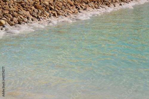 Spoed Foto op Canvas Midden Oosten мертвое море