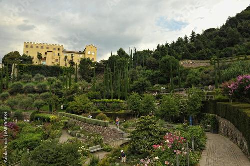 Giardini all Italiana - Buy this stock photo and explore similar ...