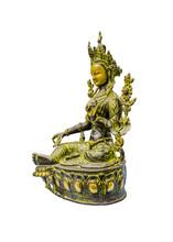 Buddhist Goddess Green Tara
