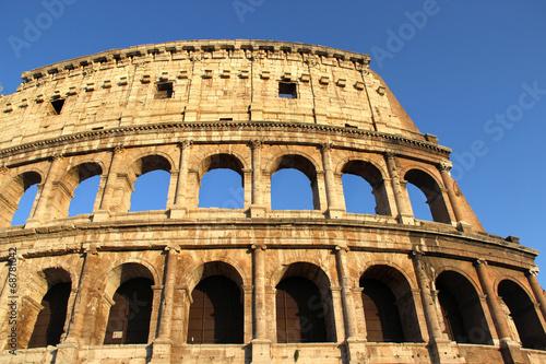 Foto op Aluminium Rome Beautiful view of Coliseum, Italy