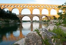 The Gardon River Banks