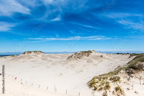 Fototapeta Park ruchomych wydm nad Morzem Bałtyckim w Łebie, Polska na wymiar