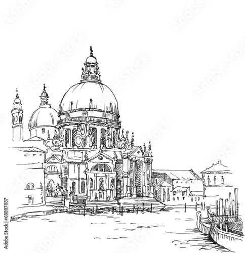 Photo sur Toile Art Studio Venice, Italy