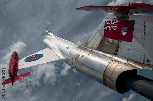 Photo  Jet fighter (CF-104 Starfighter)