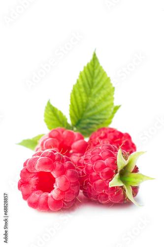 Raspberries Tablou Canvas