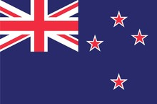 Illustration Of The Flag Of Ne...