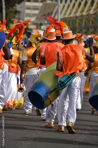 Foto op Plexiglas Caraïben Défiler