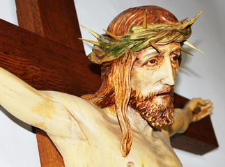 Fototapeta Dla Kościoła Jezus na krzyżu