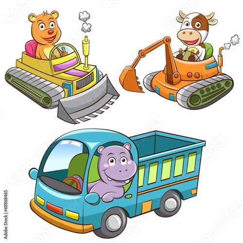 zestaw-kreskowka-budowy-pojazdu-pojazdu