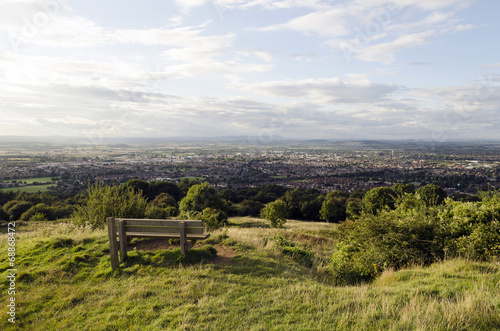 Valokuva  Robinswood Hill Country Park Gloucester View