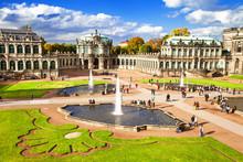 Baroque Dresden, Zwinger Museum