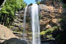 Toccoa Falls At Toccoa Falls, ...