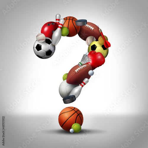 Fotografiet  Sports Question
