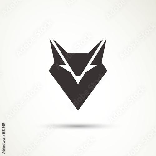 Fotografía Vector Illustration of an Animal Icon