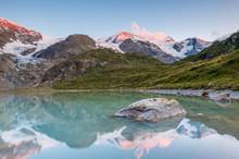 Sustenpass Gletscher