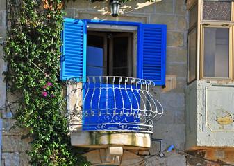 Fototapeta na wymiar Open window