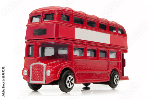 Fotografie, Tablou  London bus