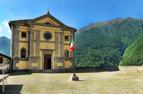 Fotografie, Obraz  Forte di Fenestrelle