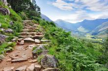 Ben Nevis Stone Path