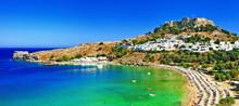 Scenic Rhodes Island, Lindos B...
