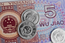 Chinese Notes And Coins
