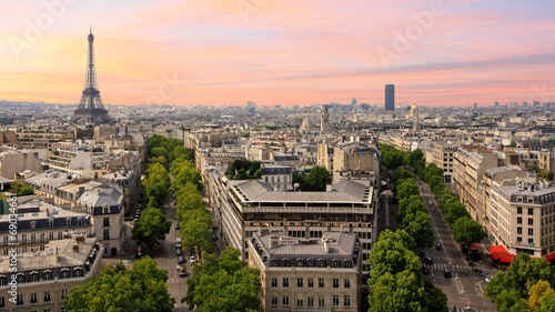 Photo sur Toile Paris France - Paris