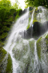 Plakat Cascade waterfall